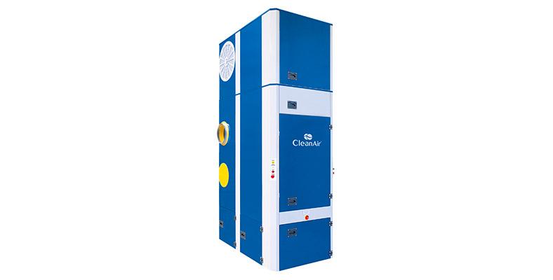 filtrowentylacja CleanAir 8000