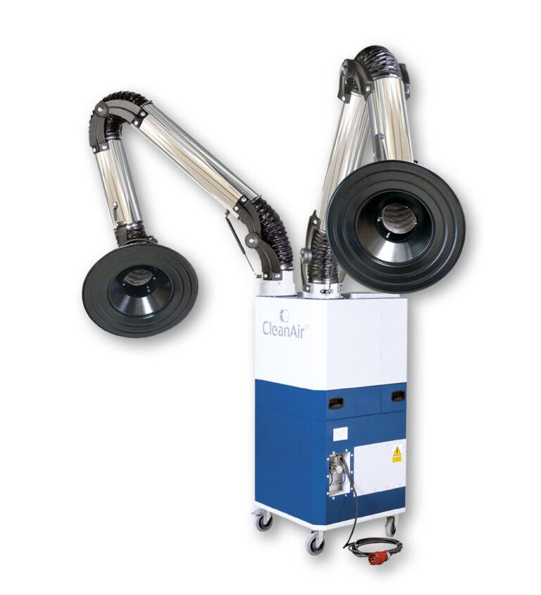 CleanAir 2000 odciąg spawalniczy filtrowentylacja