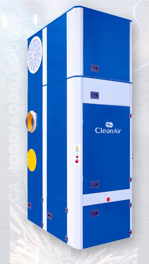 CleanAir 4000 / 6000 / 8000