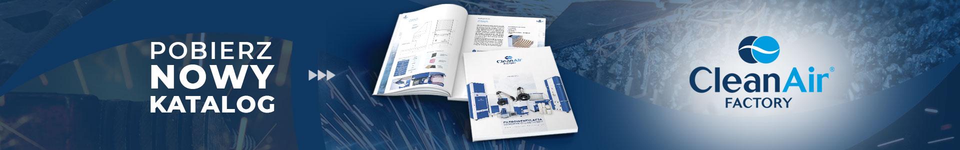 CleanAir nowy katalog 2021